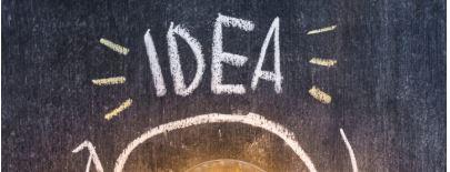 bulb banner